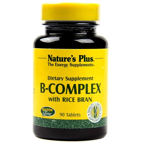 B-Complex with Rice Bran