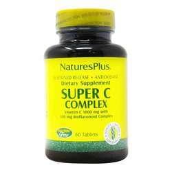 Nature's Plus Super C Complex Sustained Release