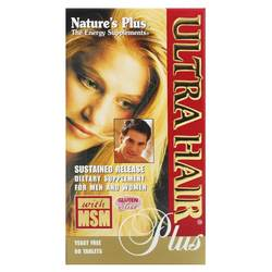 Nature's Plus Ultra Hair Plus