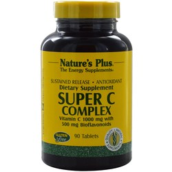 Nature's Plus Super C Complex Sustained Release