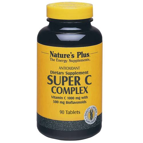 Super C Complex Tablets 1000 mg