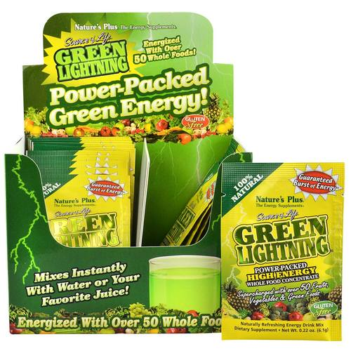 Source of Life Green Lightning Packets