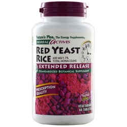 Nature's Plus Red Yeast Rice