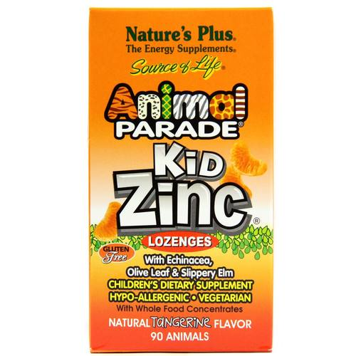 Animal Parade KidZinc