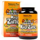 Nature's Plus Animal Parade KidZink, Mandarine - 90 Lozenges