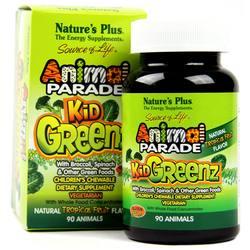 Nature's Plus Animal Parade KidGreenz