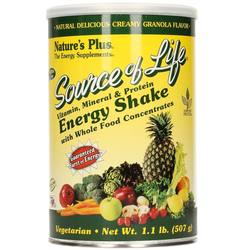 Nature's Plus Source of Life Energy Shake