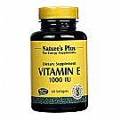 Nature's Plus Vitamin E 1000 IU