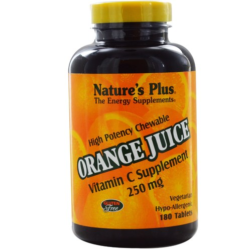 Orange Juice 250 mg