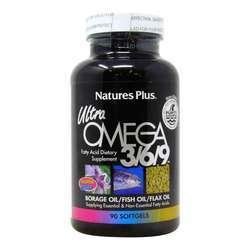 Nature's Plus Ultra Omega 369