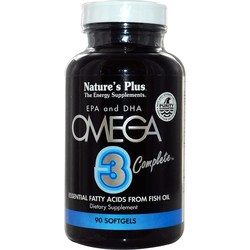 Nature's Plus Omega 3 Complete