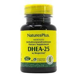 Nature's Plus DHEA-25