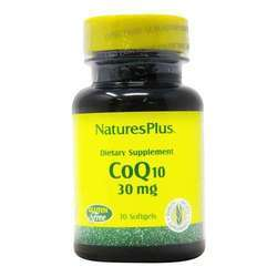 Nature's Plus Coenzyme Q10