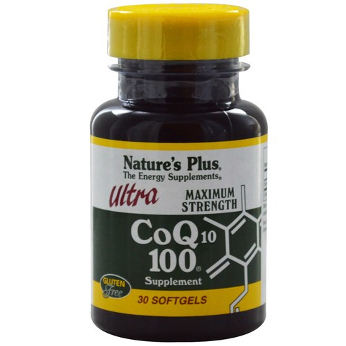 Ultra Coq10 by Nature's Plus - 30 Gels - 8987_01.jpg