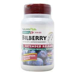 Nature's Plus Bilberry