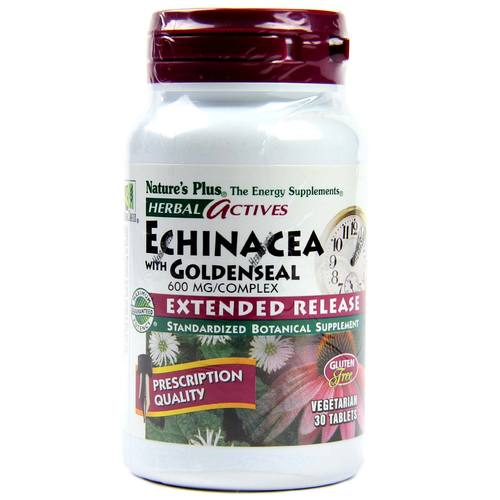 Echinacea  Goldenseal Extended Release