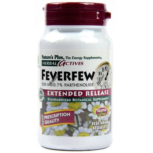 Feverfew Extended Release