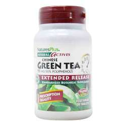 Nature's Plus Chinese Green Tea Extended Release
