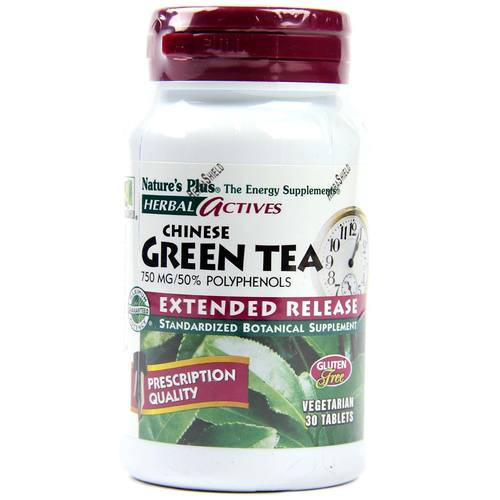 Chinese Green Tea Extended Release