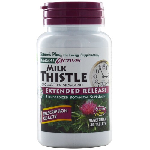 Milk Thistle Extended Release