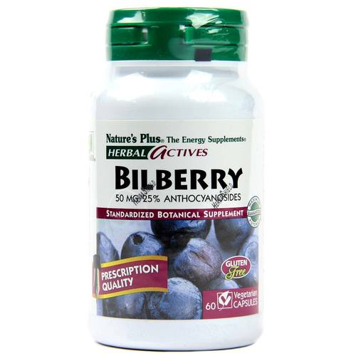 Bilberry 50 mg