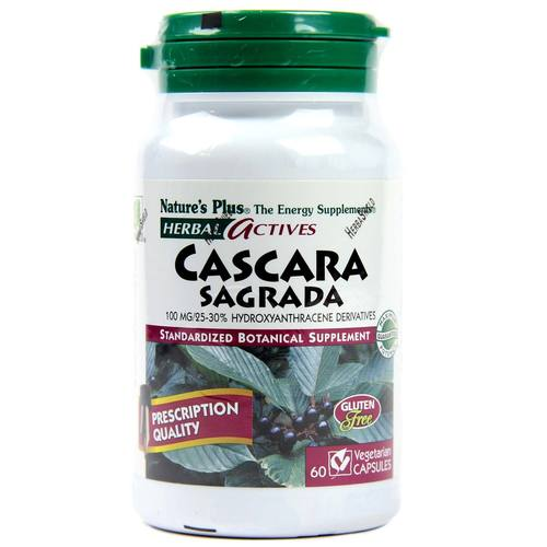Cascara  Sagrada 100 mg