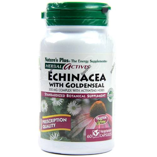 Echinacea with Goldenseal