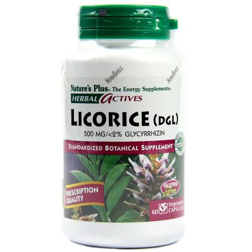 Licorice (DGL) 500 mg
