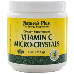 Nature's Plus Vitamin C Micro-Crystals