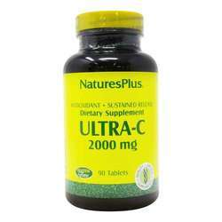 Nature's Plus Ultra C with Rose Hips