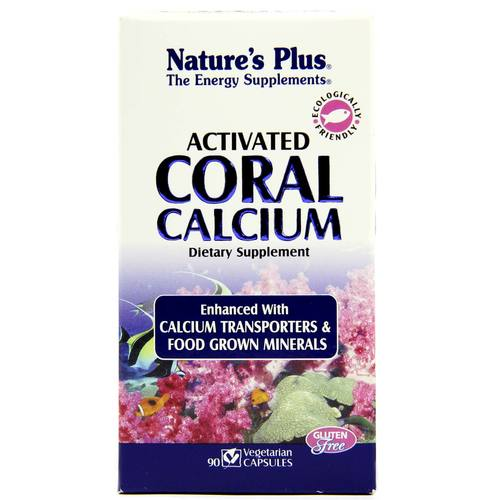 Activated Coral Calcium 345 mg