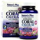 Nature's Plus Activated Coral Calcium 345 mg