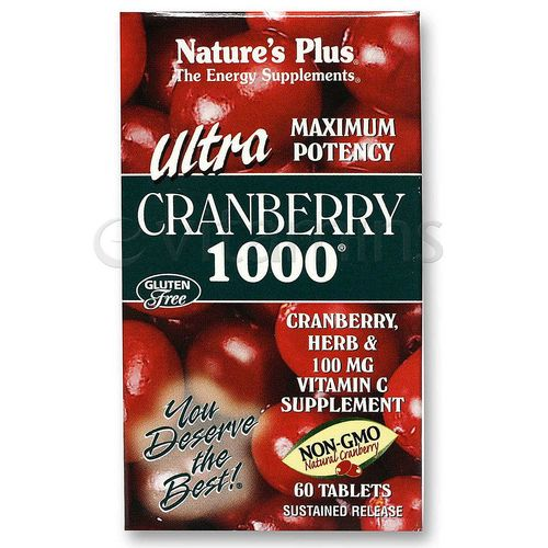 Ultra Cranberry 1000