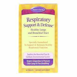 Nature's Secret Respiratory Support and Defense