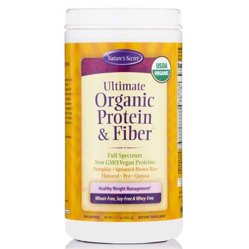Ultimate Organic Protein and Fiber