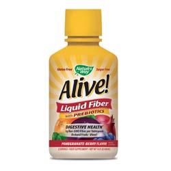 Nature's Way Alive! Liquid Fiber with Prebiotics