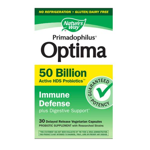Primadolphilus Optima Immune Defense 50 Billion