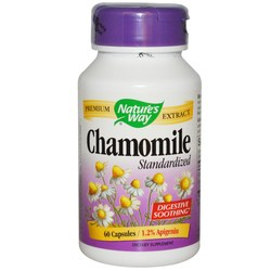 Nature's Way Chamomile Standardized