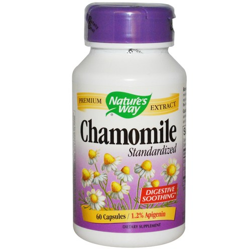 Chamomile Standardized