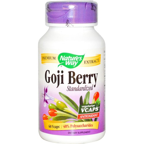 Goji Berry Standardized