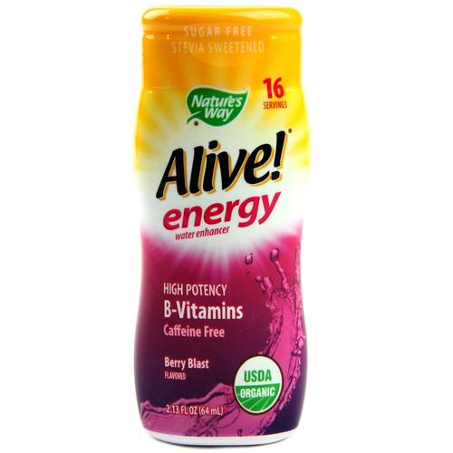 Alive! Energy Water Enhancer