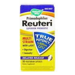 Nature's Way Primadophilus Reuteri Probiotic