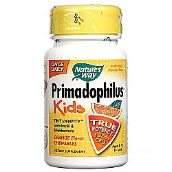 Nature's Way Primadophilus Kids, Orange