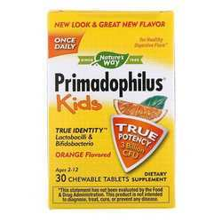 Nature's Way Primadophilus Kids- Orange