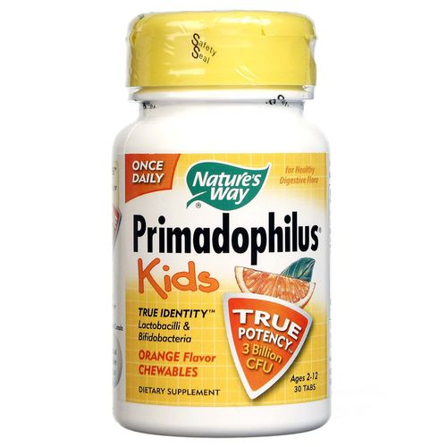 Primadophilus Kids, Orange