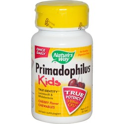 Nature's Way Primadophilus Kids, Cherry