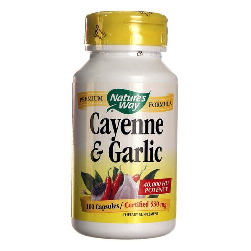 Cayenne Garlic
