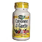 Nature's Way Cayenne Garlic