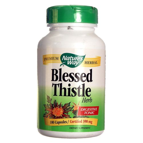 Blessed Thistle Herb 390 mg