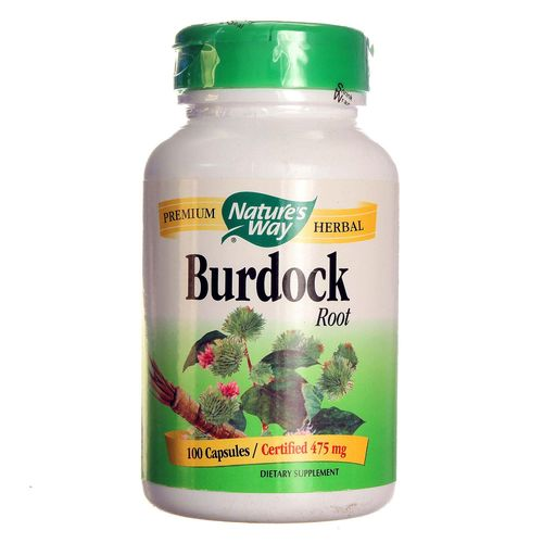 Burdock Root 475 mg